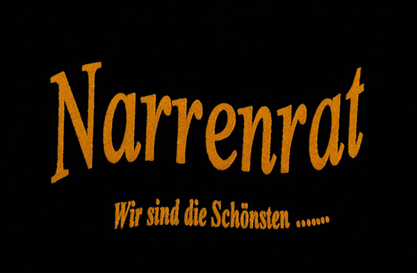Narrenrat